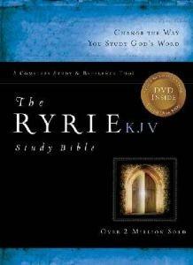 0802489028 | KJV Ryrie Study Bible