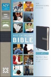 0310436206   NIV Thinline Bible Compact