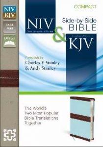 0310411297 | NIV & KJV Side-By-Side Bible Compact