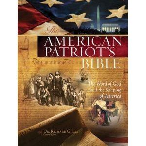1418541532 | NKJV American Patriots Bible