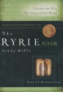 0802484697 | NASB Ryrie Study Bible