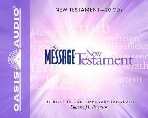 1598594605 | The Message Bible: New Testament (, 20 CD)
