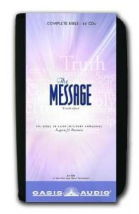 1598594532 | The Message Complete Bible