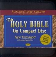 9781930034167 | Disc KJV New Testament - Audio Bible on CD