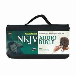 1598562770 | NKJV Complete Bible(Voice Only)