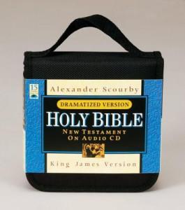 1565638859 | Disc KJV New Testament-Dramatized