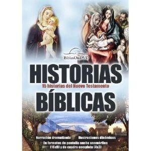 1603620125 | DVD Historicas Biblicas del Nuevo Testamento