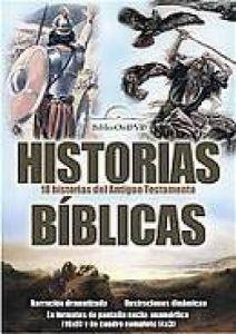 1603620133 | DVD Historicas Biblicas Del Antiguo Testamento