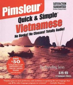 0743528972 | Vietnamese: Learn to Speak and Understand Vietnamese with Pimsleur Language Programs