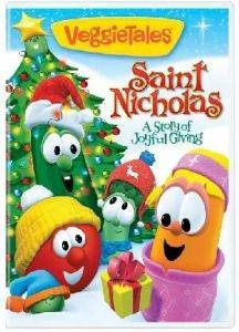 014068 | DVD Veggie Tales/St Nicholas