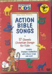084418221790 | DVD Cedarmont Kids: Action Bible Songs