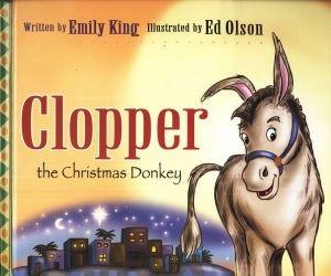 0825430690 | Clopper The Christmas Donkey