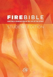 161970692X   ESV Fire Bible Student Edition Softcover