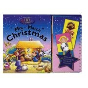 0825472520 | Mix and Match Christmas Candle Bible For Toddlers