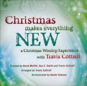 11208X | Audio CD with Accompaniment Track Christmas Makes Everthing New