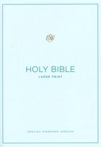1433551799   ESV Large Print Bible