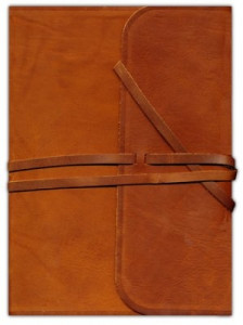 ESV Large Print Single Column Journaling Bible