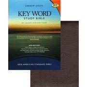 0899577547 | NASB Hebrew Greek Key Word Study Bible
