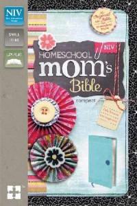 0310948460 | NIV Homeschool Mom's Bible Compact