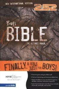 0310703204 | NIV Boy's Bible