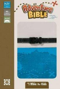 0310722020 | NIV Adventure Bible w/Clip Closure 2011