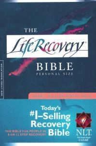 1414316267 | NLT2 Life Recovery Bible/Personal