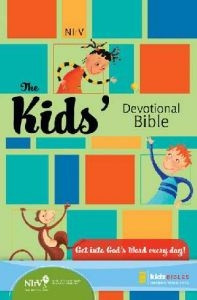 0310712432 | NIRV Kids Devotional Bible (Updated)