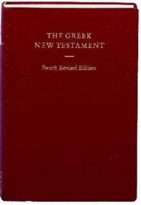 3438051109 | Greek New Testament-FL-Nestle-Aland