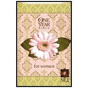 1414314132 | NLT2 One Year Bible For Women