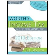 1934233102 | Worths Income Tax Guide For Ministers-2010