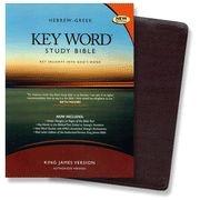 0899577474 | KJV Hebrew Greek Key Word Study (2008 new edition),