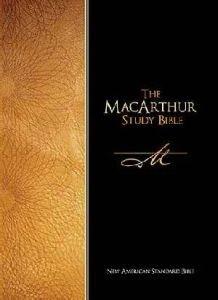 0529122510   NASB MacArthur Study Bible (Revised)