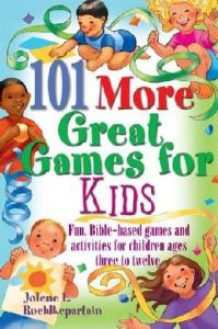 0687334071 | 101 More Great Games For Kids