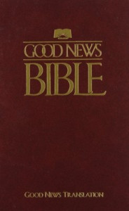 1585160733 | GNT Good News Text Bible Maroon Hardcover