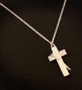 590177 | Necklace-Redemption Cross