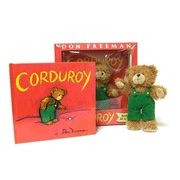 0670063428 | Corduroy Book and Plush Bear Set