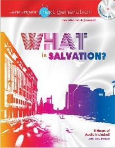 140031559X | What Is Salvation? Word of Promise Next Generation #2 - Devotional and Journal with MP3 CD