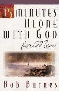 0736910832 | 15 Minutes Alone With God For Men