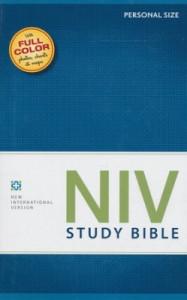 0310437326 | NIV Study Bible Personal Size