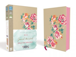 0310447933 | NIV Journal The Word Bible For Teen Girls