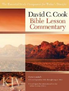 1434700712 | KJV David C Cook  Bible Lesson Commentary 2011-12