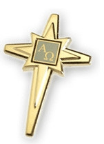 IS4124G | The Life of Christ Cross - Gold Plated