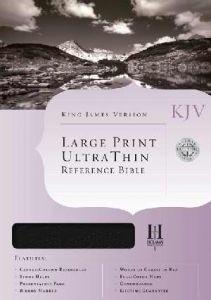 1558196579 | KJV UltraThin Large Print