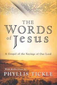 0787987425 | The Words of Jesus: A Gospel of the Sayings of Our Lord