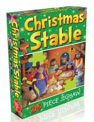 1859859372 | Puzzle Christmas Stable Jigsaw