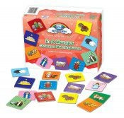 5079000627 | In a Manger Christmas Matching Game: A Little Souls Beginning Game