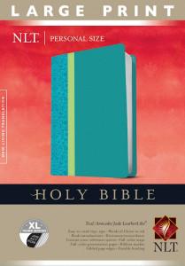 1414398468 | NLT Personal Size Large Print Bible