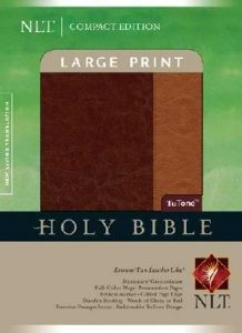 141431258X | NLT2 Compact Edition Large Print
