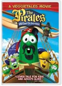 545369 | DVD Veggie Tales: Pirates Who Dont Do Anythng