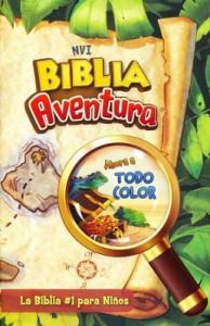 0829768416 | NVI BIBLIA AVENTURA